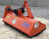 Flail mower 145 cm, with reinforced gearbox, for Japanese compact tractors, EFGC145, SPECIAL OFFER! (3)