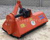 Flail mower 145 cm, with reinforced gearbox, for Japanese compact tractors, EFGC145, SPECIAL OFFER! (5)