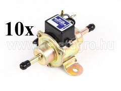 Fuel pump, electrical, for Japanese compact tractors, set of  10 pieces - Compact tractors -