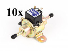 Fuel pump, electrical, for Japanese compact tractors, set of 10 pieces, SUPER SALES PRICE! - Compact tractors -