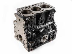Yanmar 3TNC78 engine block, used - Compact tractors -