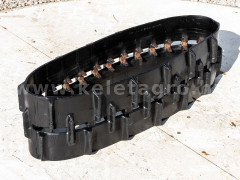 Rubber crawler track set 300x90x27 B-802, used - Compact tractors -
