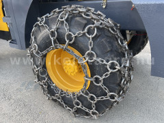 Force 915 snow chain (8x8 version) - Implements -