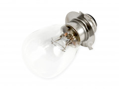 Light bulb, 3 pins, 35/35W, 194262-53080, for Japanese compact tractors - Compact tractors -