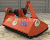 Flail mower 125cm, with reinforced gearbox, for Japanese compact tractors, EFGC125, SPECIAL OFFER (3)