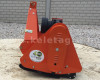 Flail mower 125cm, with reinforced gearbox, for Japanese compact tractors, EFGC125, SPECIAL OFFER (6)