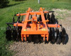 Disc harrow 160 cm, for Japanese compact tractors, Komondor SFT-160 (2)
