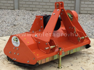 Flail mower 105 cm, with reinforced gearbox, for Japanese compact tractors, EFGC105, SPECIAL OFFER (1)